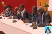 RTB/COP 25- Entretien du Ministre burkinabé en charge de l'environnement et les membres de sa délégation à Madrid