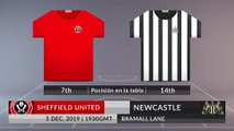 Match Preview: Sheffield United vs Newcastle on 05/12/2019