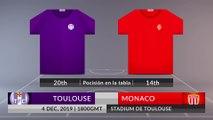 Match Preview: Toulouse vs Monaco on 04/12/2019
