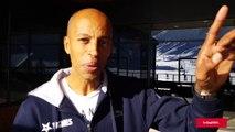 ETOILES DU SPORT / L'ITW MONTAGNE Diagana : « On partait la nuit pêcher la truite »