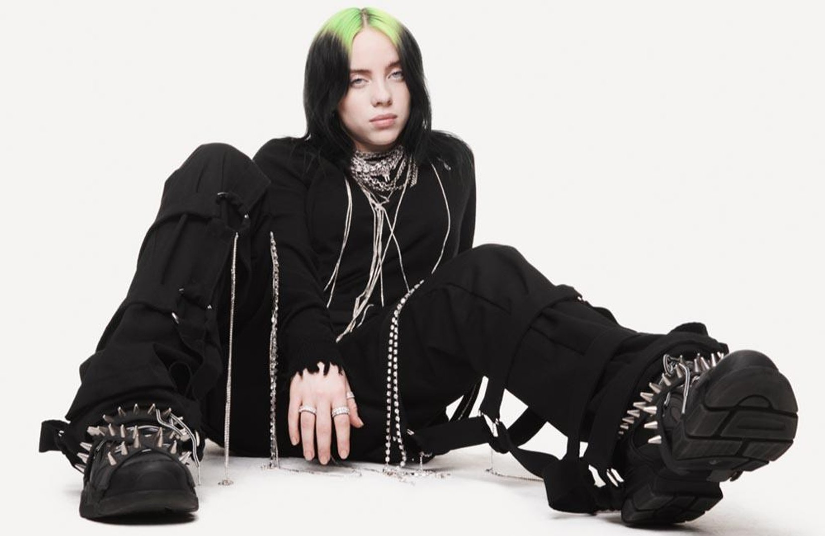 Billie Eilish wins three of the first-ever Apple Music Awards