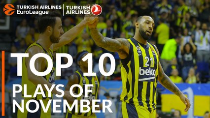 Top 10 Plays of November!