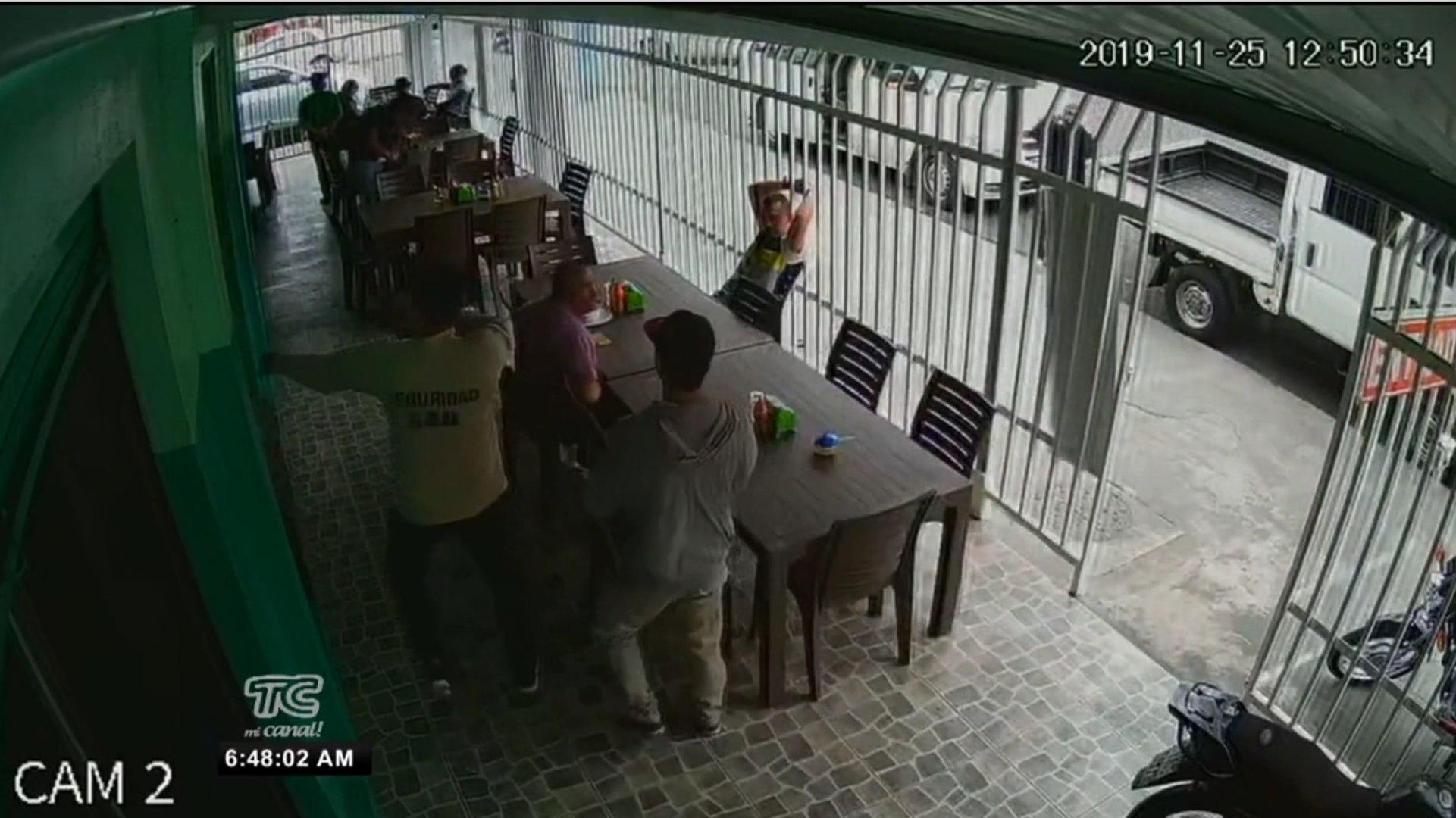 Se desarticula banda dedicada al robo a locales comerciales en Guayaquil
