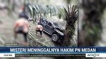 Polisi Duga Kuat Hakim Jamaluddin Dibunuh Orang Dekat