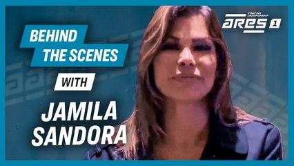 ARES 1: Behind the scene w/with Jamila 'Musa do Vasco' Sandora