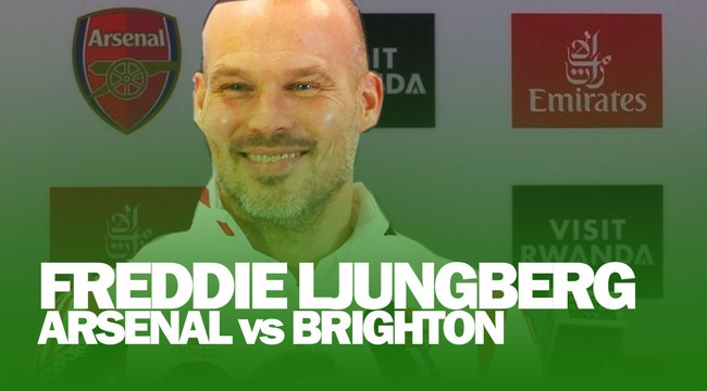 My suit was at the dry cleaners and I WILL speak to Arsene and Sven | Freddie Ljungberg