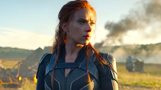 Black Widow with Scarlett Johansson - Official Teaser Trailer