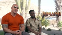 Dwayne Johnson, Kevin Hart on life and working in Bollywood