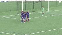 U17 Nationaux : Les buts Caennais lors de SMCaen 2-1 Lille LOSC