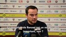 Metz - Rennes, la conférence d'avant-match