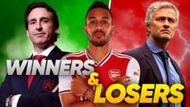 Arsenal To SACK Unai Emery For Jose Mourinho After Leicester Game?! | W&L