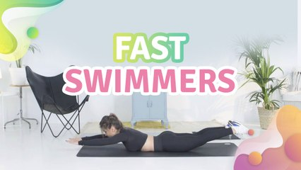 Fast swimmers - Step to Health