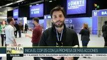Más de 50 jefes de Estado se dan cita en Madrid en la #COP25