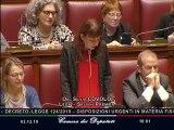 Covolo (Lega) - Il nostro subemendamento al decreto fiscale, bocciato dall'esecutivo (03.12.19)