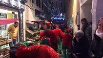 Manosque : la parade de Noël lance les fêtes de fin d'année