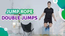 Jump rope double jumps - Fit People