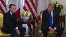 Macron mantém declaração sobre 'morte cerebral da Otan'