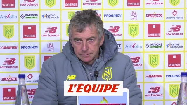 Gourcuff «Un challenge intéressant» - Foot - L1 - FC Nantes