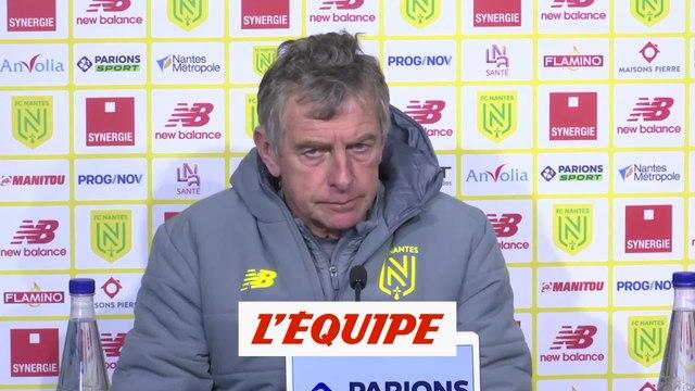 Kalifa Coulibaly «un peu juste» - Foot - L1 - FC Nantes