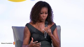 Michelle Obama Reveals She'll Donate $500K To Support Girls' Education