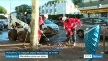 Alpes-Maritimes : Mandelieu panse ses plaies après deux épisodes d'intempéries