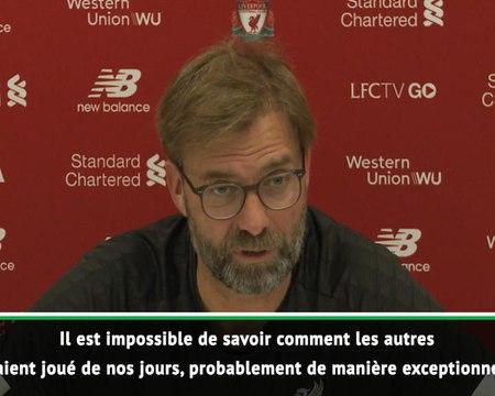 """Ballon d'Or - Klopp : """"Cela aurait été juste si Virgil van Dijk l'avait gagné"""""""