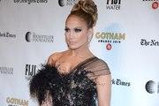 Jennifer Lopez RockedBlack SwanGlam for Her Gotham Awards Appearance