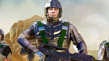 STARSHIP TROOPERS TERRAN COMMAND Bande Annonce