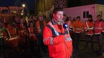 Le dépôt pétrolier de Lorient toujours bloqué