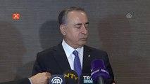 """Mustafa Cengiz: """"Adil yarışta şampiyonluk isteriz"""""""