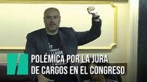 Polémica por la promesa de los diputados en el Congreso