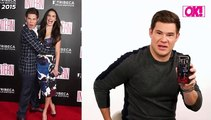 Adam Devine Reveals The Last Text He Sent Liam Hemsworth & Zac Efron