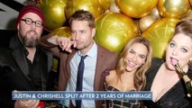Justin Hartley's Wife Chrishell Stause Posts Cryptic Quote About Change 2 Weeks After Split