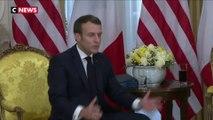 Mésentente cordiale entre Donald Trump et Emmanuel Macron