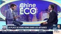 Chine éco : la place de Hong Kong dans les affaires par Erwan Morice - 03/12