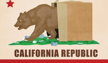 How Rich Leftists Are Destroying California