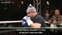 Joshua confident of victory in Ruiz Jr rematch