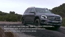 Der neue Mercedes-Benz GLB - Das Wichtigste in Kürze