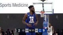 Norvel Pelle Posts 20 points & 14 rebounds vs. Raptors 905