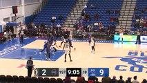 Oshae Brissett Posts 17 points & 11 rebounds vs. Delaware Blue Coats