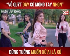 LALA SCHOOL II VO QUYT DAY CO MONG TAY NHON DUNG TUONG MUON