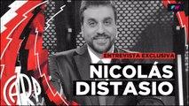 Entrevista a Nicolás Distasio - 1ra Parte