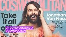 Un uomo in copertina su Cosmopolitan? Erano 35 anni che non succedeva!