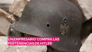 Un empresario compró las pertenencias de Hitler por 600.000€