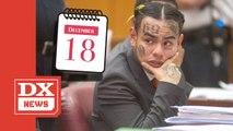 Tekashi 6ix9ine Case- Nine Trey Gangsta Blood Gets Stiff Sentence