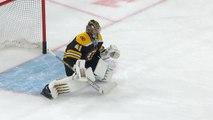 Jaroslav Halak's 24-save shutout