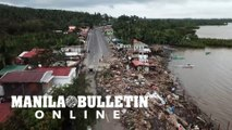 Typhoon 'Tisoy' aftermath in Sorsogon