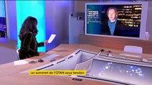 """Otan : Emmanuel Macron """"isolé"""" au sein de l'alliance"""