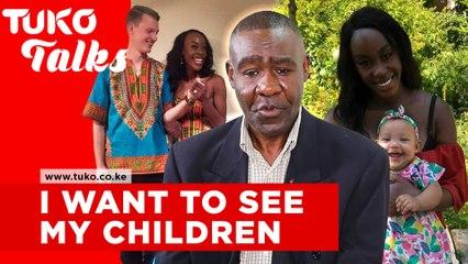 My wife took my children away from me 17 years ago | Tuko TV