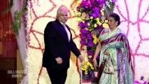 Sooraj R Barjatya Son Devaansh Wedding Reception Salman Khan